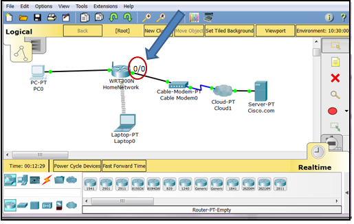 ISCO Introduction to Packet Tracer - PT Basics Quiz Answers